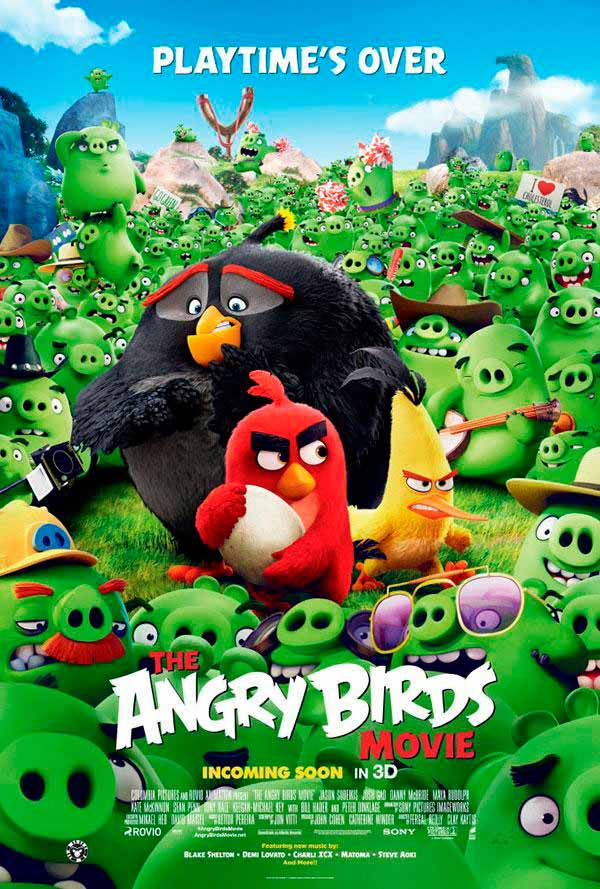 >Angry Birds