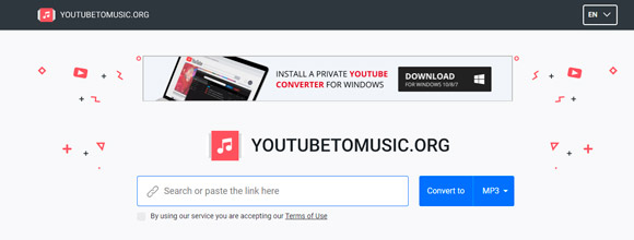 youtubetomusic convertidor videos youtube