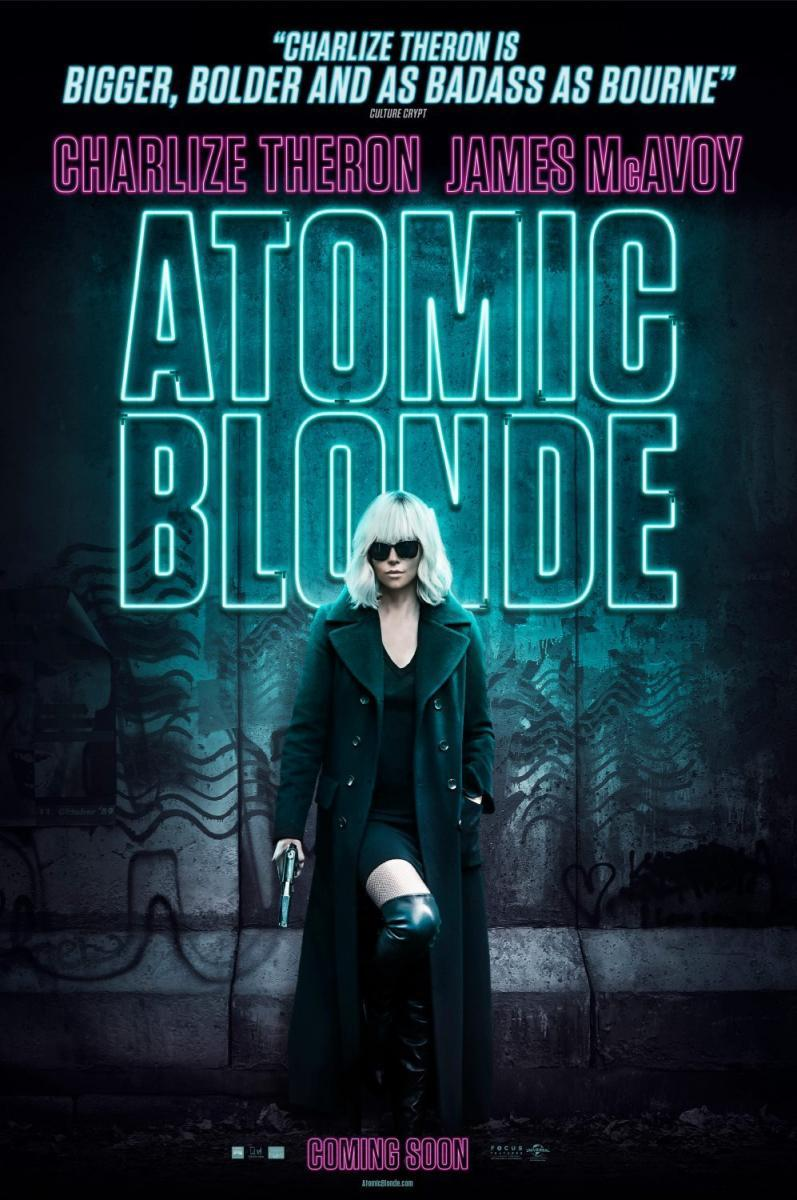 Atómica -Atomic Blonde-