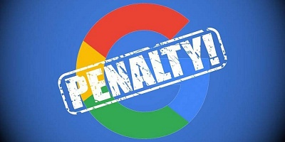 SPAM Google Penalty